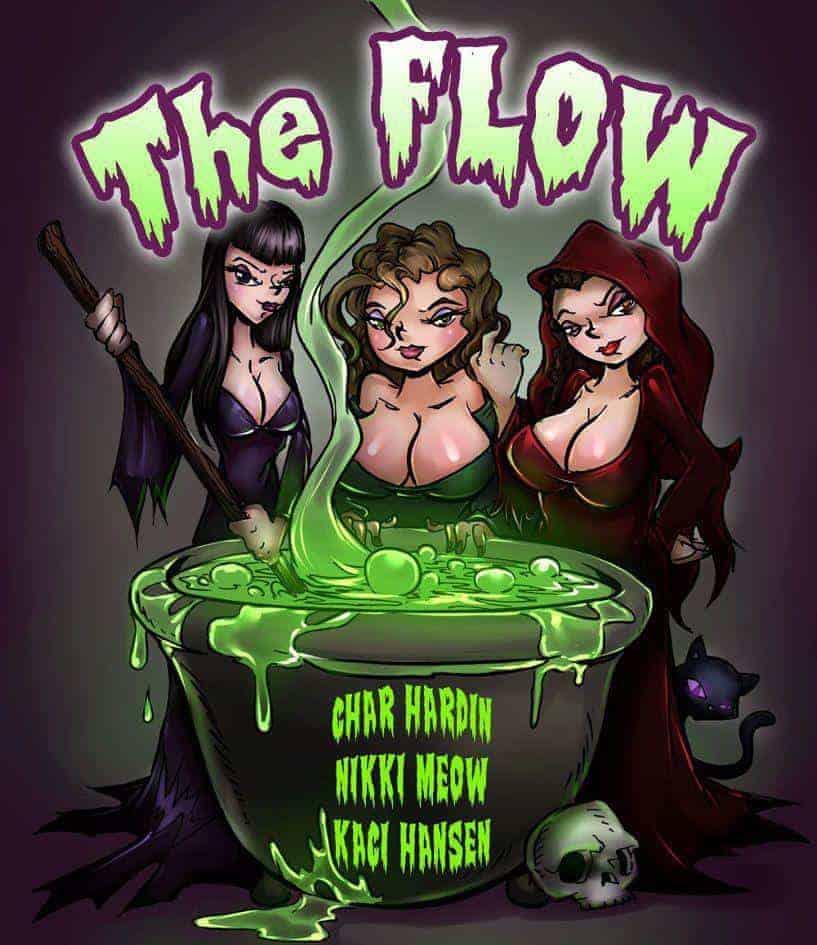 The Flow Podcast | Kaci Hansen, Char Hardin, Nikki Meow