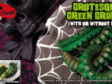 Grotesque Green Grubs | The Homicidal Homemaker