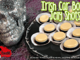 Irish Car Bomb Jelly Shots | The Homicidal Homemaker