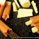 Step Four | Finger Food (Zombie Style or Freshly Severed) | The Homicidal Homemaker