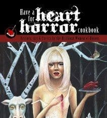 Have a Heart for Horror Cookbook