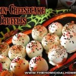 A Bite-Sized Taste of Autumn: Pumpkin Cheesecake Truffles