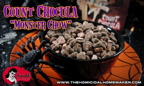 Count Chocula Monster Chow – A Spooky Twist on a Classic