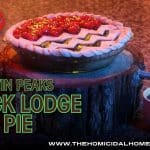 Twin Peaks Black Lodge Pie | The Homicidal Homemaker