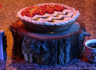 Twin Peaks Black Lodge Pie Recipe