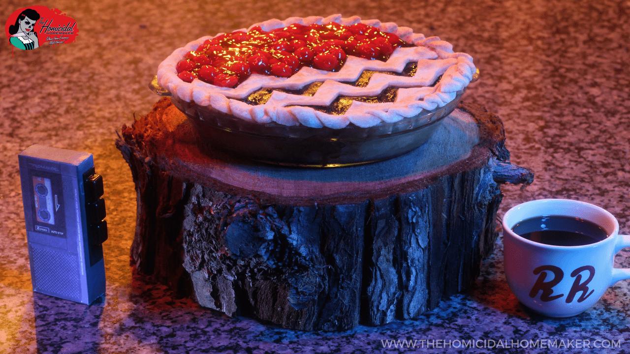 Twin Peaks Black Lodge Pie Recipe