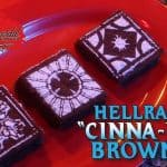 "Hellraiser ""Cinna-bite"" Brownies 