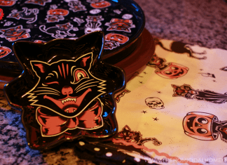Spook-Out Your Kitchen with Sourpuss Clothing Black Cat Housewares