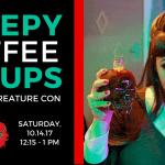 Creepy Coffee Syrups Class