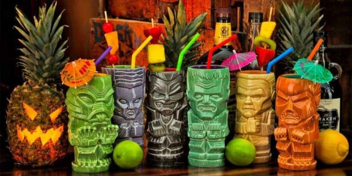Classic Universal Monsters Get A Tiki Twist | The Homicidal Homemaker