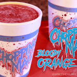 Chopping Mall Bloody Orange Julius Horror Recipe | The Homicidal Homemaker Horror Cooking Show