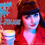 Chopping Mall Bloody Orange Julius Horror Recipe | The Homicidal Homemaker Horror Cooking Show