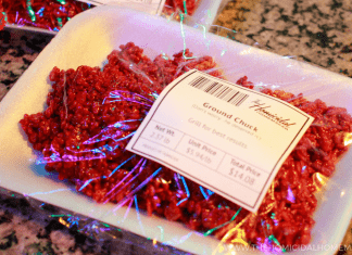 Fresh Meat Red Velvet Rice Krispy Treats (Video Update)
