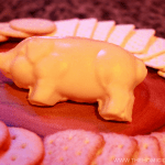 Twin Peaks Smoked Cheese Pig | The Homicidal Homemaker
