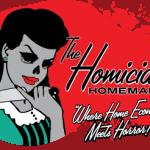 The Homicidal Homemaker - Small Logo