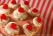 Cherry Cream Pie – A Vintage Recipe Revamp
