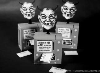 Twilight Zone Mystic Seer Candy Box Printable