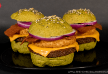 The Nightmare Queen: a Vegan Take on Burger King's Nightmare King!