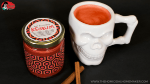 """Warm Up With Hot Buttered REDRUM Inspired by """"The Shining""""!"""