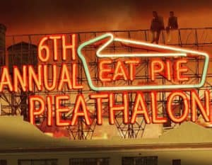 The 6th Annual Pieathalon