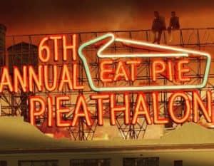 The 6th Annual Pieathalon